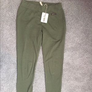 "MJ ""Sandy pants"" these are leggings NWT size S"
